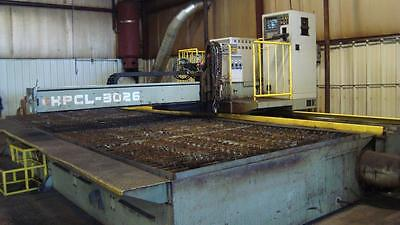 Precision Cnc Plasma Cutter 8 X 20 Bed 1-12 Capacity