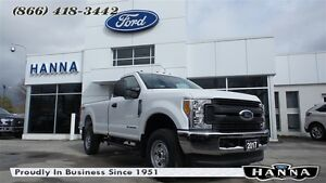 2017 Ford F-250 *NEW* REGULAR CAB XL 4X4 6.7L V8