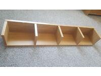 Shelf / CD rack