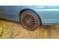 5x100 Alloy Wheels