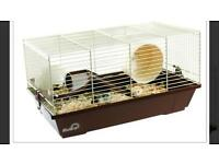 Hamster cage (or mouse, gerbil)