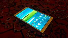 Samsung Galaxy Tab S 8.4 wifi and 4G