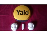 Yale easy fit alarm extra add-ons (All working)