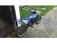 Kdx 50cc mini moto Readvertised due to timewasters