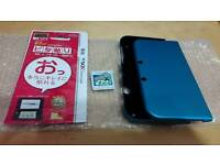Pokemon x 3ds and case