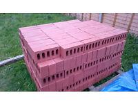 Bricks for sale, Smooth Red, 360 bricks