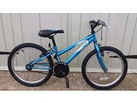 """20"""" kids Apollo xc20 mountain bike (Brand new tyres)"""