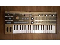 KORG MicroKorg Synthesizer Keyboard