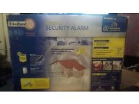 Response wireless security system