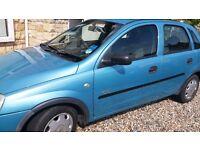 Vauxhall Corsa 1L Petrol 12Months MOT