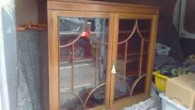 Beautiful Antique Cabinet Top