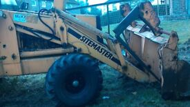 older jcb 3cx road reg 4 in 1 front extra dig rear good solid condition suit home build or export