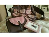 Radley shoulder bag +Matching purse Plus Extra
