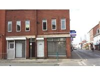 Corner Shop with two rooms above - Barton street - desirable location