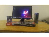 Ultra Fast SSD Dell Optiplex Business 780 Ultra Small Form Desktop PC Computer Dell 21 LCD