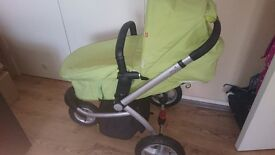 MY3 Mothercare pram / pushchair from newborn to toddler