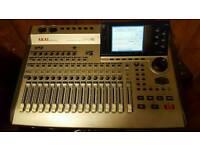 Akai DSP16 Multitrack recorder