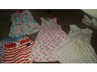 Girls Clothes bundle Age 3-4 Years (Mostly all new with Tags)