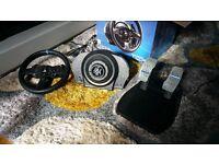 T300 rs thrustmaster steering wheel