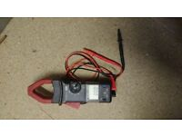 Chauvin Arnoux clamp meter f11n