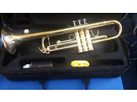 Elkhart Trumpet - Ex Rental