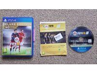 Playstation 4 games FIFA 16