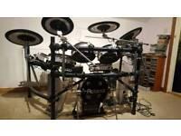 Roland TD -10 V drums electric