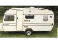 wanted scrap or damp caravan