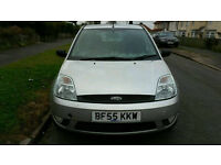 2005 Ford Fiesta Zetech Climate. 1 owner. Full mot. Very good condition