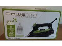 Brand new ROWENTA DW6010 Eco Focus Steam Iron