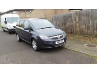 2011 Vauxhall Zafira 1.7 CDTi ecoFLEX 16v Exclusiv 7 seater