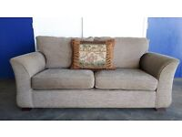 QUALITY MINK PLAIN FABRIC 2 SEATER SOFA / SUITE / SETTEE DELIVERY AVAILABLE