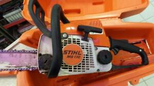 Stihl MS170 Chain Saw(#16437)