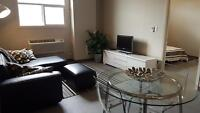 One bedroom suites available in the Exchange District!