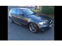 2007 BMW 1 One Series E87 130i M Sport LPG GAS converted prins 67k CHEAP TO RUN 47p a litre!