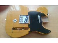 Fender Telecaster body for sale! Pickups included!