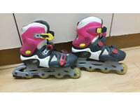 Size 4 CAS Eagle GTX Inline Skates - Used