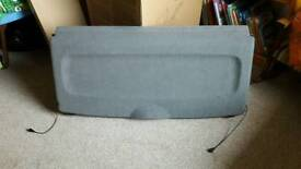 Parcel Shelf from a Renault Clio