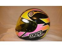 Motorbike helmet junior AGV