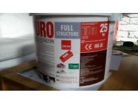 Acrylic 1.5mm structural render - 25kg