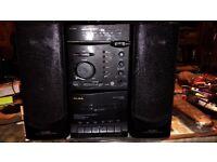 alba micro audio system