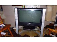Sony Wega smart tv 25 pounfs