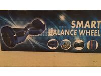 Segway 2nd generation (smart balance board), black, as new with box, Bluetooth speaker, remote,