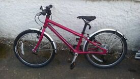 Islabike Child's bicycle Beinn 20 small (excellent condition)