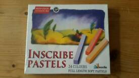 Quality pastels new in box