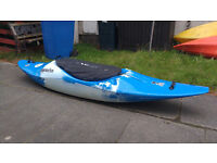 Pyranha Z.One Adult Kayak - club fit out, Medium Size