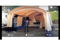 Tragano galleon Gl 2015 trailer tent