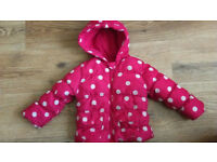 Two Girls Jackets 9-12month
