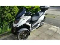 Quadro trike 350cc