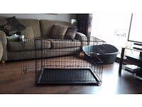 Medium size dog crate